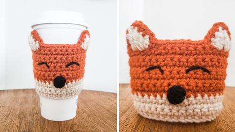 Crochet Fox Cozy