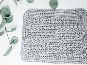 Easy Crochet Washcloth - Free Crochet Pattern