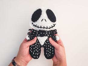 Pumpkin King Cuddle Buddy - Free Crochet Pattern