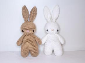 Bunny Rabbit Amigurumi - Free Crochet Pattern