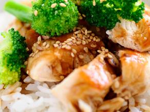 Quick & EASY Chicken Teriyaki