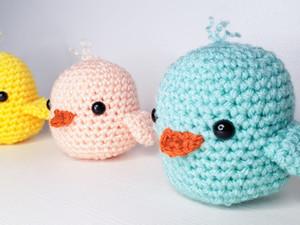 Chick | Baby Bird Amigurumi - Free Crochet Pattern