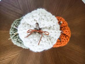 QUICK CROCHET | How to Crochet Rustic Pumpkins | DIY Fall Decor