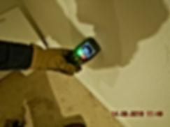 Las Cruces NM home inspection moisture d