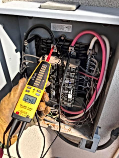 electrical systems were inspected in las cruces nm home inspection process