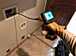 El Paso Home Inspectors check hot water in real estate inspections las cruces nm