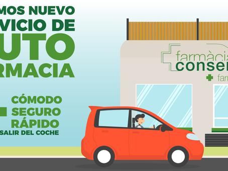 ¡La autoFarmacia Consell ya es una realidad!