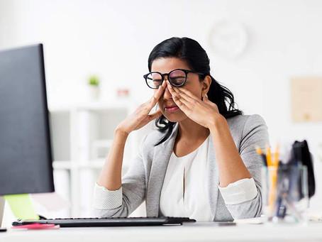 La vista en el confinamiento:       Consejos para la salud ocular