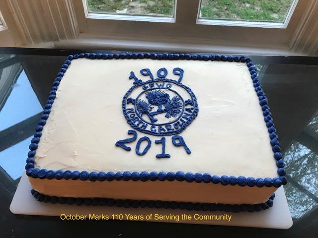 birthday or anniversary cake