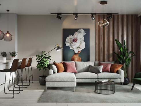 Проект квартиры в Испании