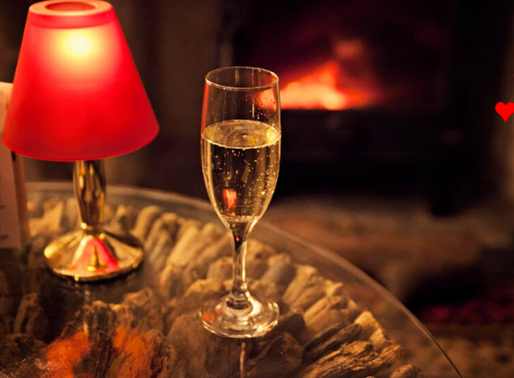 Spend Valentine's at Bayards Cove Inn