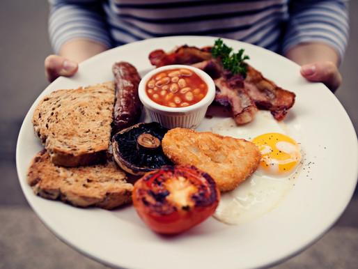 Breakfast like a king in Dartmouth