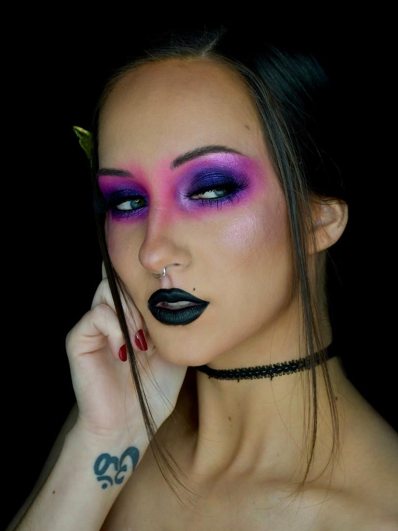 Glitter Goth