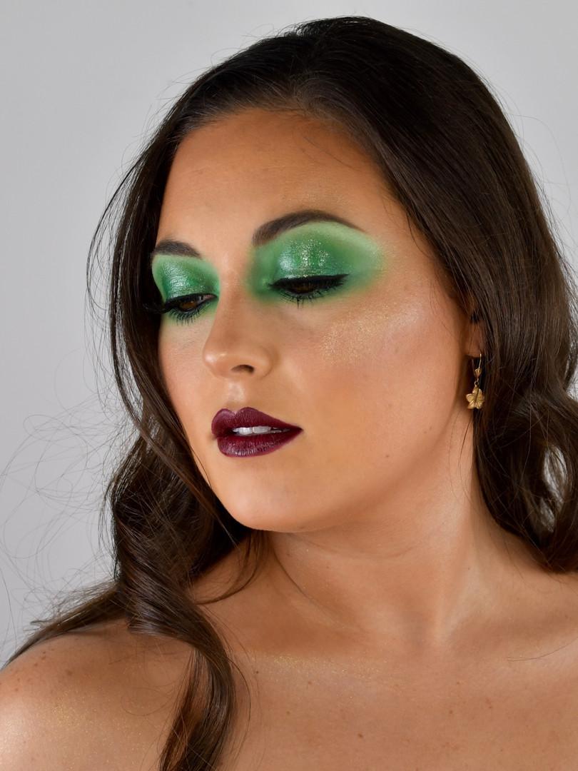 Green & Glossy