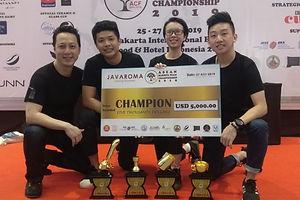 Asean Barista Champion
