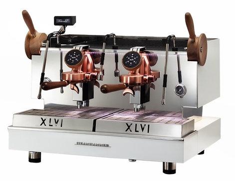 XLVI, Steamhammer Electronic