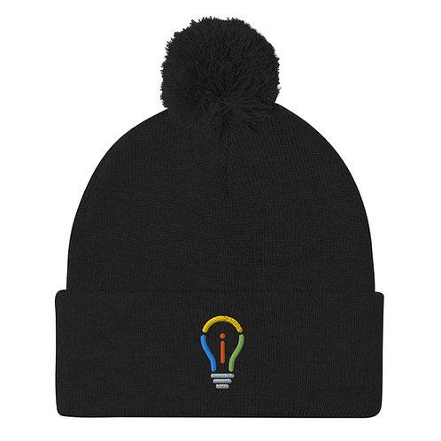 Certified Innovator Pom-Pom Hat