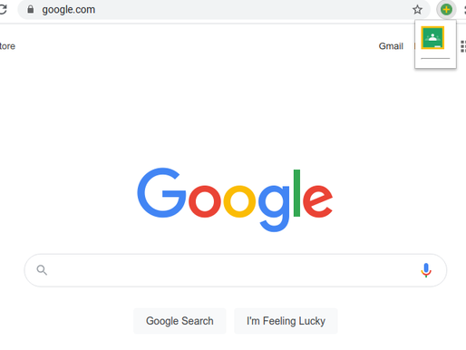 Add to Google Classroom