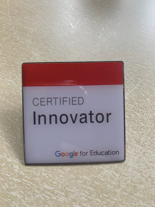 Innovator Pin (Old Style)