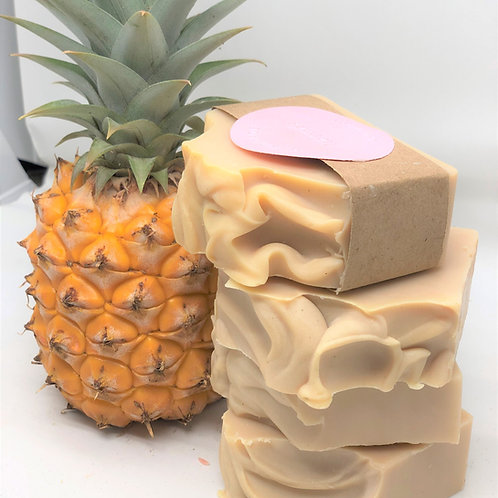 Pineapple Jasmine Body Bar