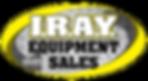 IRAY Equipment Sales Logo