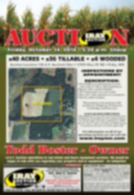 40+ Acres sold by IRAY