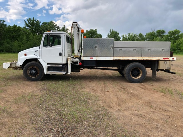 IRAY's Equipment Sales - Heavy Trucks And Trailers For Sale