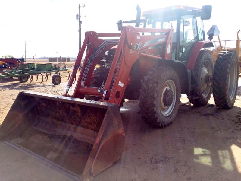 '04 Case IH MXM175 Tractor