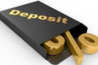 Deposit 訂金