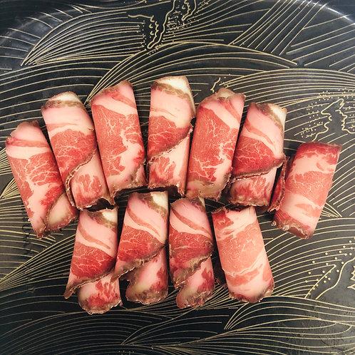 Dry Aged Prime Kurobuta 0.5 pound 干熟雪花黑豚