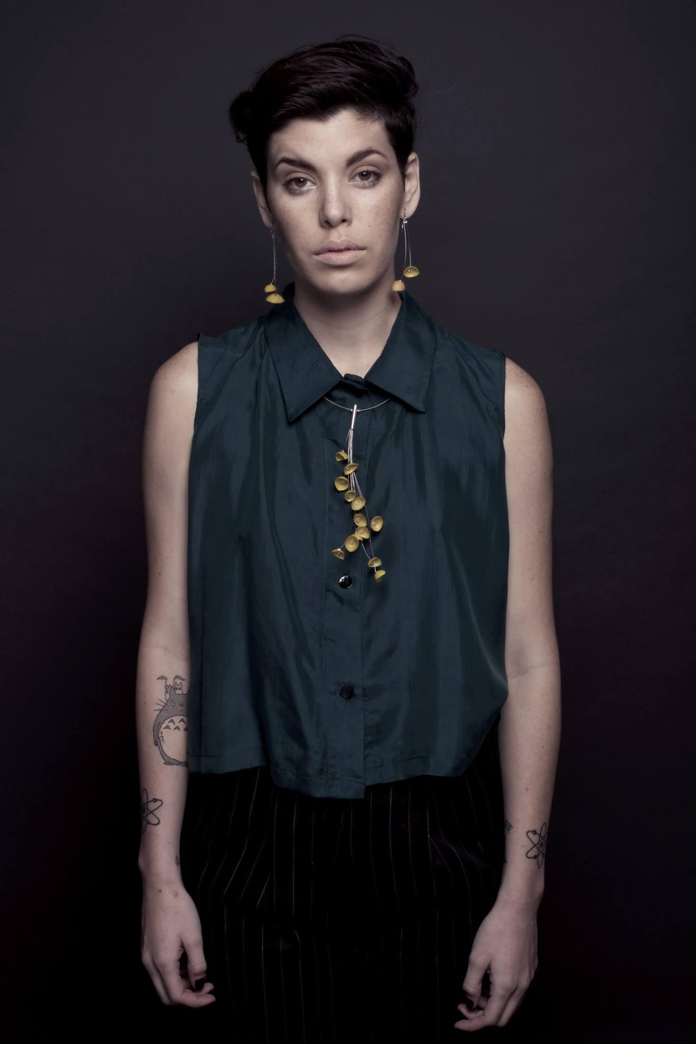 Racimo necklace