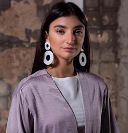 Donas earrings
