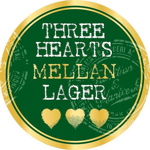 Three Hearts Mellan Lager 4,2%