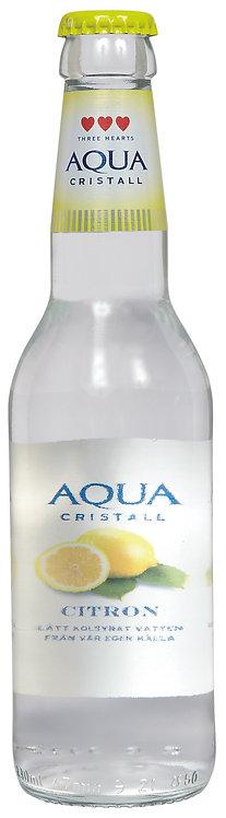 Aqua Cristall Citron 33cl