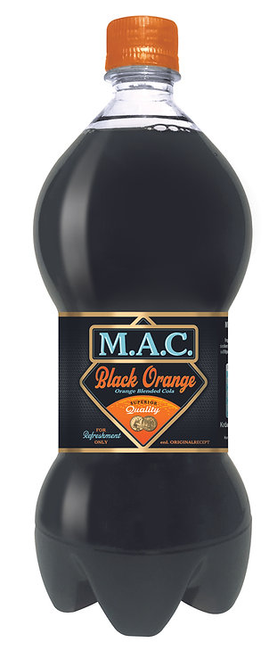 MAC Black Orange 1L