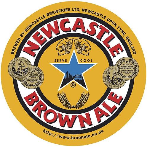 Newcastle Brown Ale 4,7%