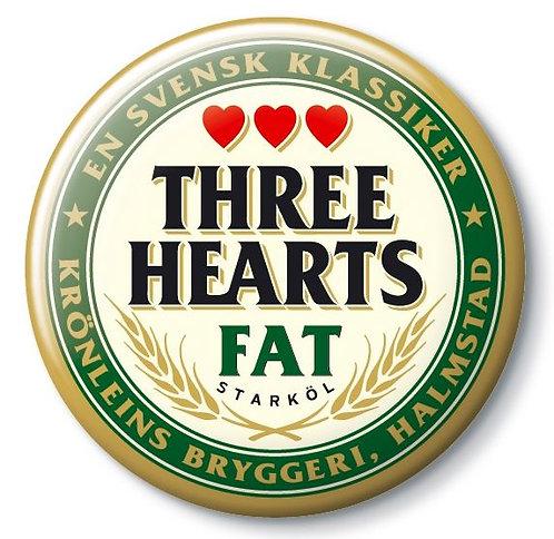 Three Hearts Export Fat 5,0%