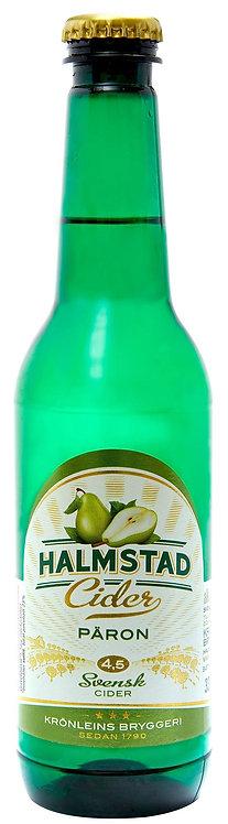 Halmstad Cider Päron 4.5% 33cl