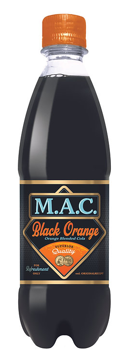 MAC Black Orange 50cl