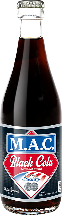 MAC Black Cola 33cl