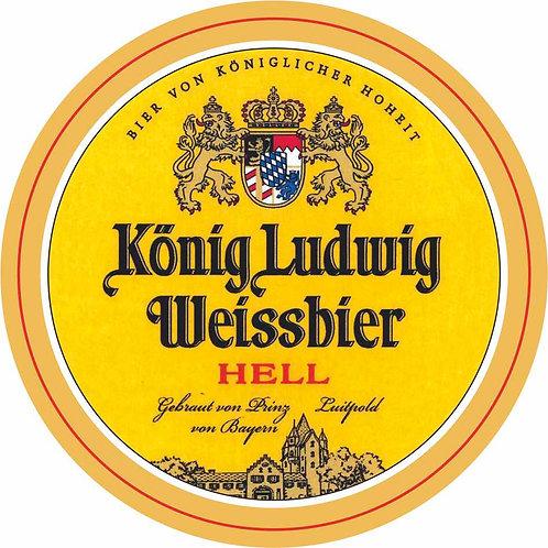 König Ludwig Weissbier 5,5%