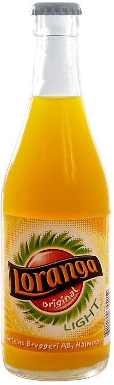 Loranga Apelsin Light 33cl