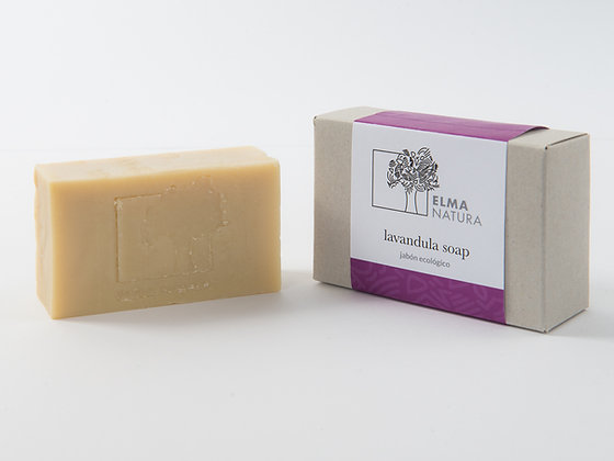 Lavandula Soap
