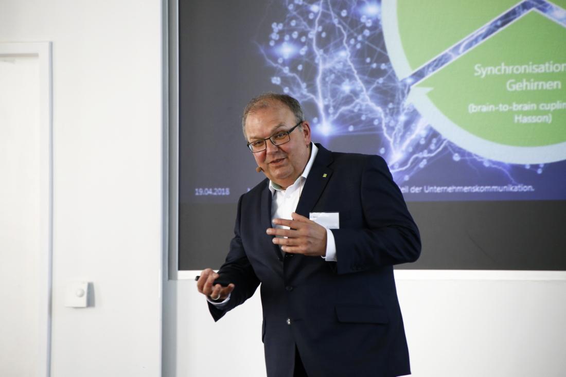 Claus Fesel - Leiter Marketing und Kommunikation, Datev