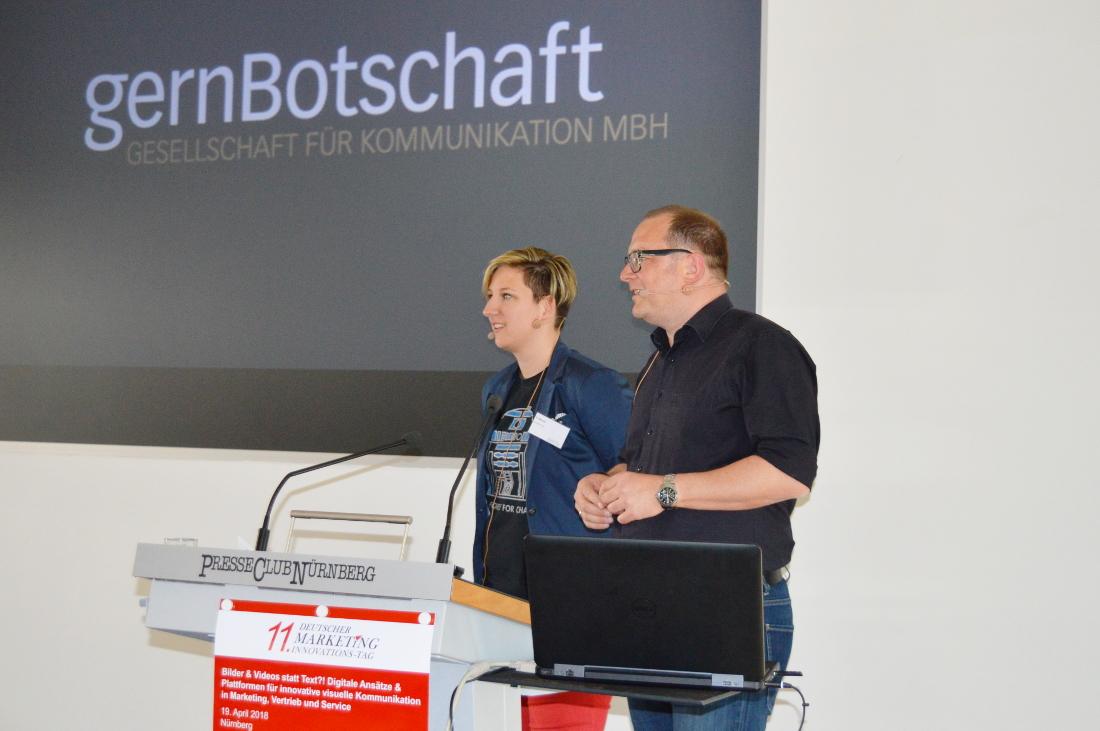 Sandra Mosch & Kai Sievers - gernBotschaft
