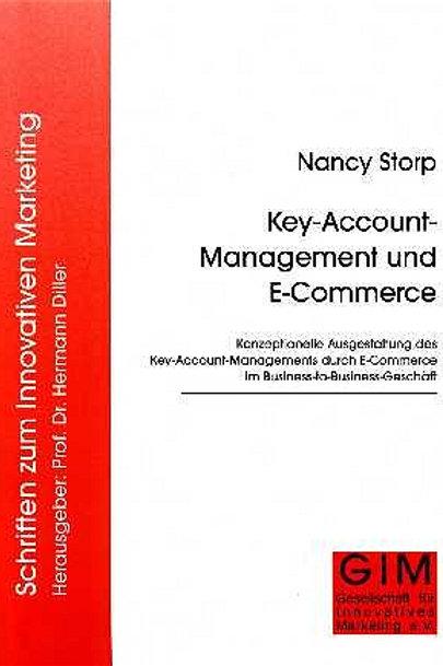 Key-Account-Management und E-Commerce