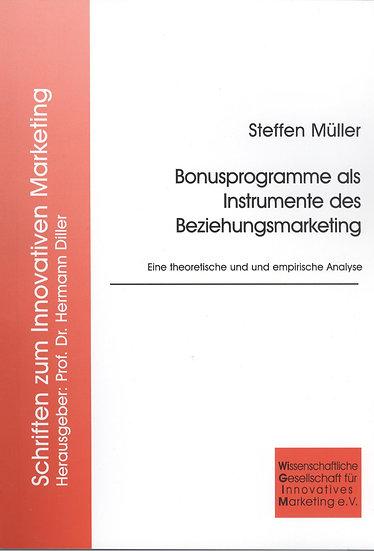 Bonusprogramme als Instrumente des Beziehungsmarketing