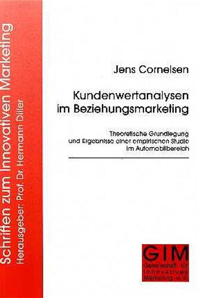 Kundenwertanalysen im Beziehungsmarketing