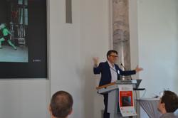 Jörg Puphal bei seinem Vortrag