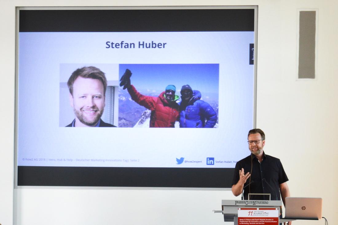 Stefan Huber - CEO & Founder, how2AG